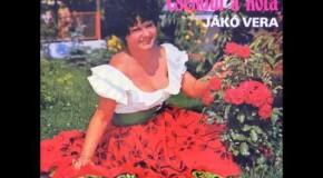 Jákó Vera, Járóka Sándor és zenekara – Piros hajnal, piros élet